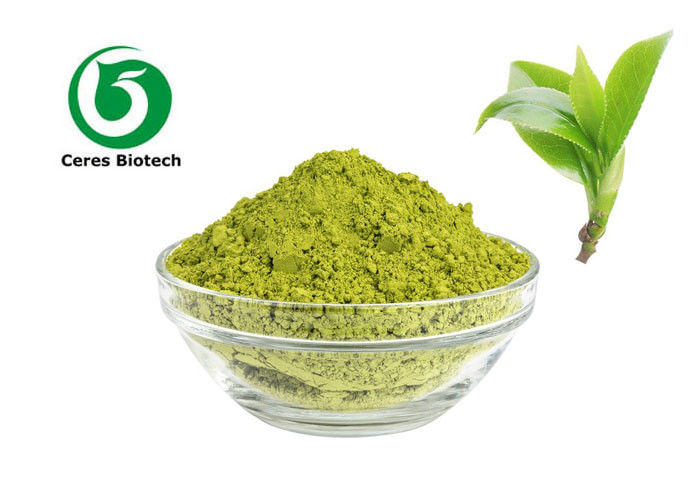 Leaf Pure Matcha Powder Food Supplements Dietary Fiber Vitamin protein