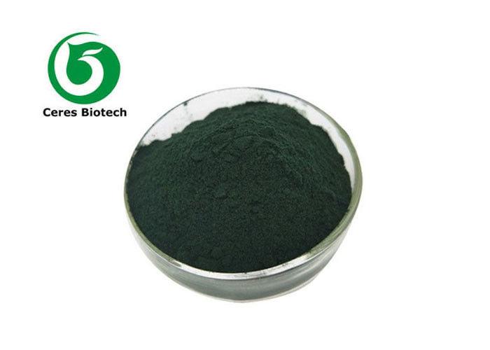 Raw Organic Spirulina Powder Protein 65% For Animals Feed Grade Anti Oxidant